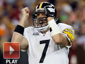 NFL GameDay: Super Bowl XLIII highlights